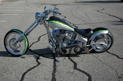 Used 2003 Big Bear Choppers Venom