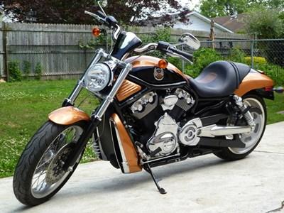 Used 2008 Harley-Davidson® V-Rod® Anniversary