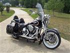 Photo of a 1998 Harley-Davidson® FLSTS-ANV Heritage Springer Anniversary®