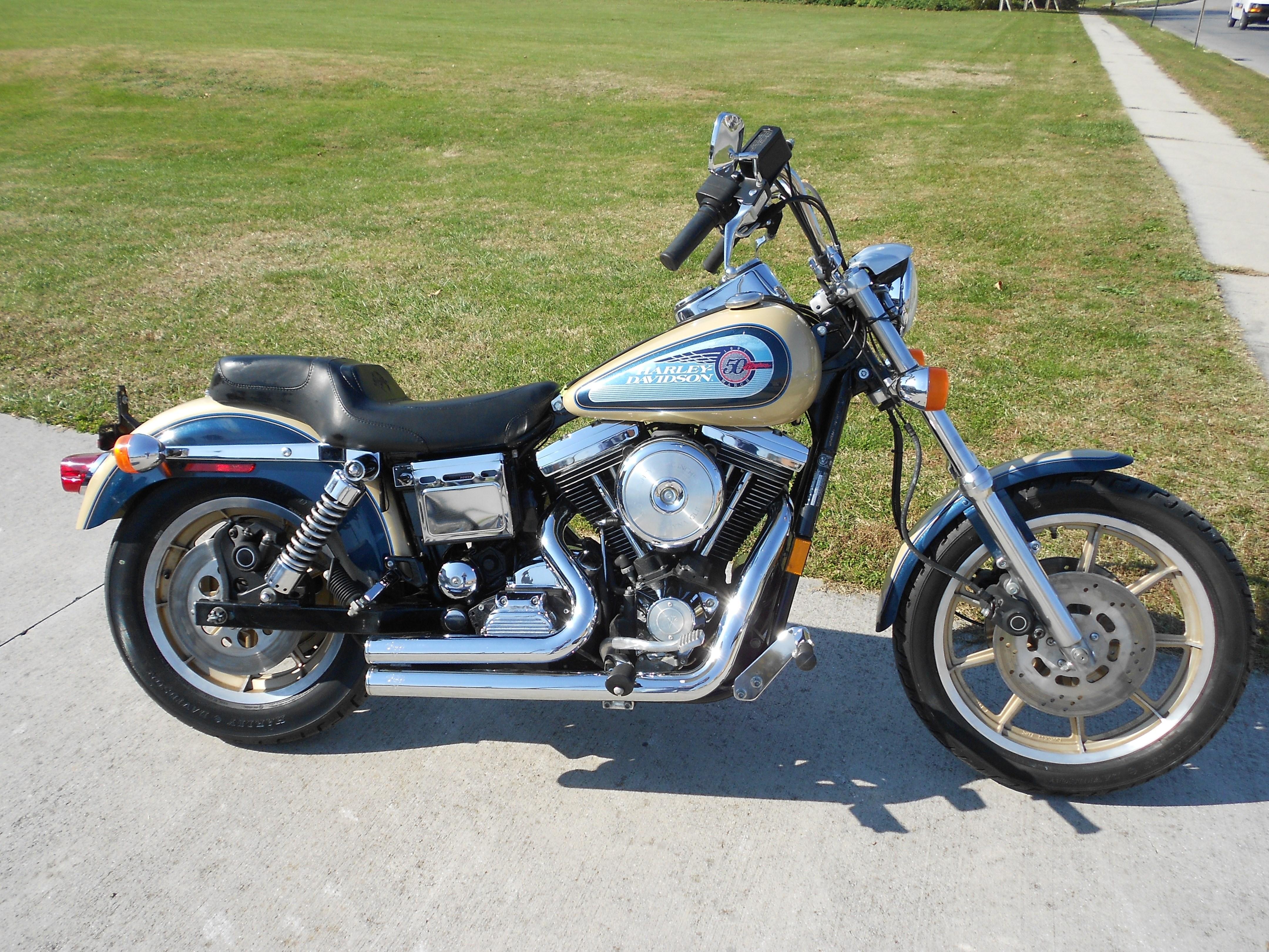 1992 Harley-Davidson® FXDB Dyna