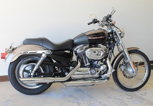 2005 Harley Davidson 174 Xl1200c Sportster 174 1200 Custom
