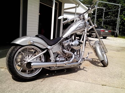 Used 2004 Big Dog Chopper
