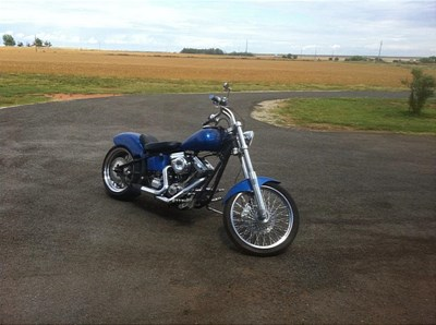 Used 2011 Special Construction Softail