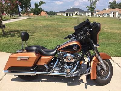 Used 2008 Harley-Davidson® Street Glide® Anniversary