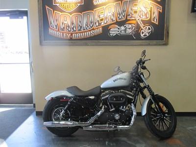 New 2015 Harley-Davidson® Sportster® Iron 883™