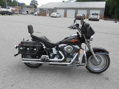 Used 1993 Harley-Davidson® Heritage Softail® Classic