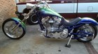 Used 2003 Bourget Bike Works Low-Blow Chopper
