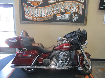 New 2016 Harley-Davidson® Electra Glide® Ultra Classic®