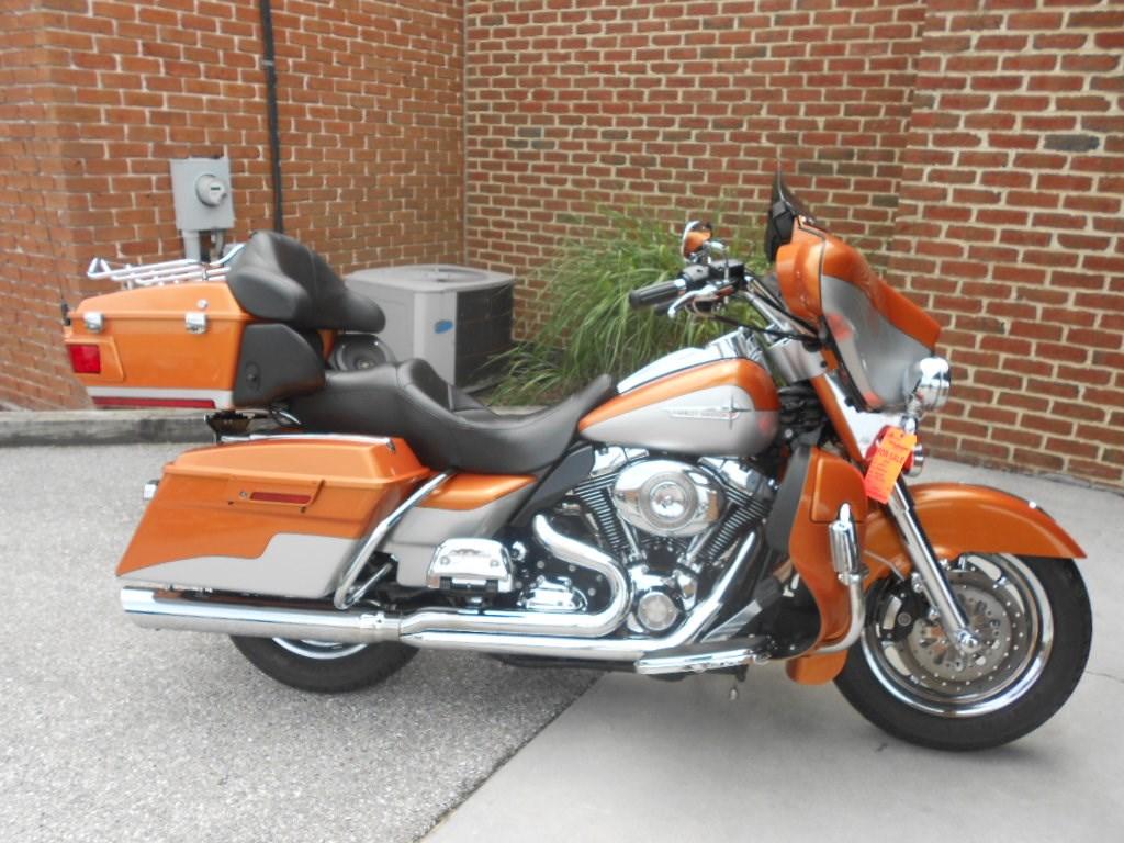 2007 Harley-Davidson® FLHTCU Ultra Classic® Electra Glide® – $14500
