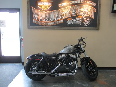 New 2016 Harley-Davidson® Sportster® Forty-Eight®
