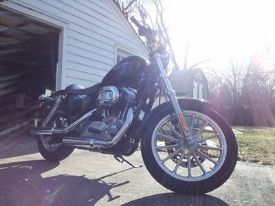Used 2007 Harley-Davidson® Sportster® 883R
