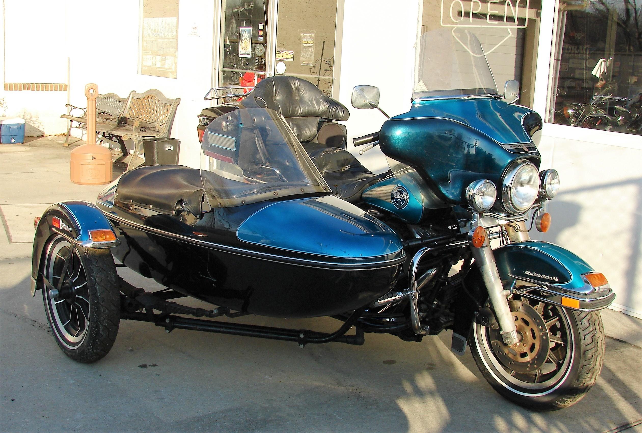 1990 Harley Davidson 174 Flhtcu Ultra Classic 174 Electra Glide