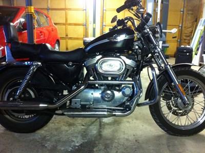 Used 2002 Harley-Davidson® Sportster® 1200 Sport