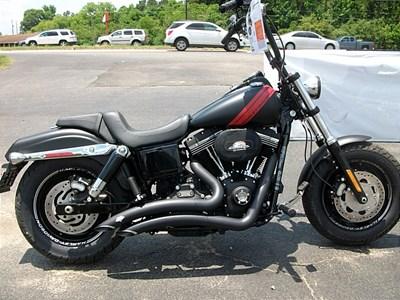 New 2016 Harley-Davidson® Dyna® Fat Bob®