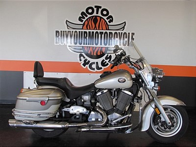 Used 2002 Victory Classic Cruiser