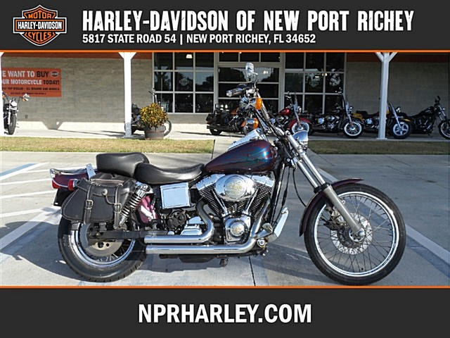 Photo of a 1999 Harley-Davidson® FXDWG Dyna® Wide Glide®
