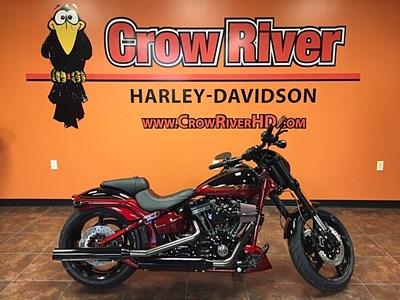 New 2017 Harley-Davidson® CVO™ Pro Street Breakout®