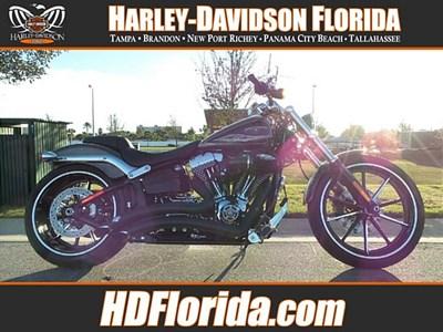 New 2016 Harley-Davidson® Softail® Breakout™