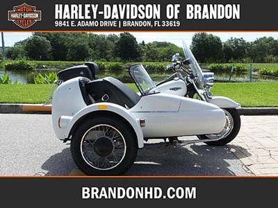 Used 2004 Harley-Davidson® Road King® Classic w/ Sidecar
