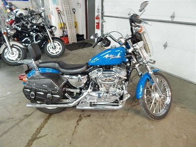 Used 2001 Harley-Davidson® Sportster® 883 Custom