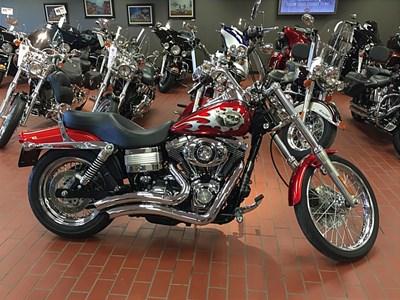 Used 2007 Harley-Davidson® Dyna® Wide Glide®