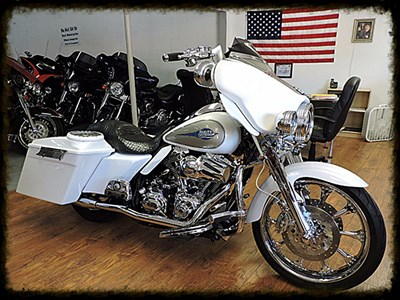 Used 2008 Harley-Davidson® Custom