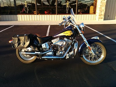 Used 2002 Indian® Scout Deluxe