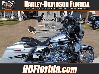 New 2015 Harley-Davidson® CVO™ Street Glide®