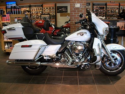New 2014 Harley-Davidson® Electra Glide® Ultra® Limited
