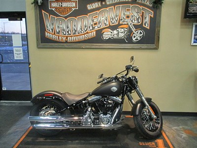 New 2017 Harley-Davidson® Softail® Slim®