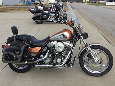 Used 1986 Harley-Davidson® Low Glide® Custom