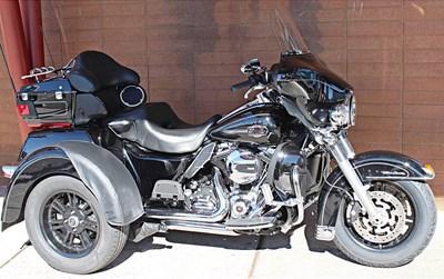 Used 2010 Harley-Davidson® Tri Glide™ Ultra Classic®