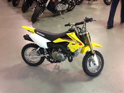 New 2015 Suzuki