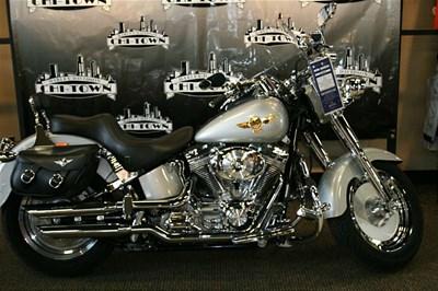 Used 2005 Harley-Davidson® Fat Boy®