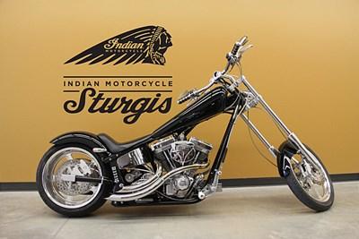 Used 2002 American IronHorse Texas Chopper