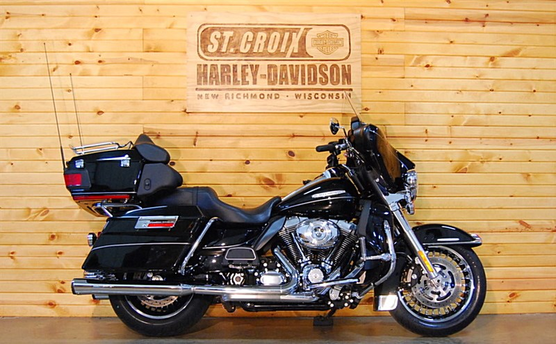 Photo of a 2011 Harley-Davidson® FLHTK Electra Glide® Ultra Limited®