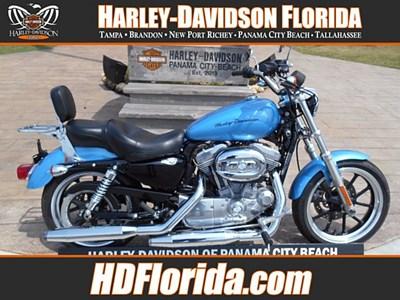 Used 2011 Harley-Davidson® Sportster® 883 SuperLow™