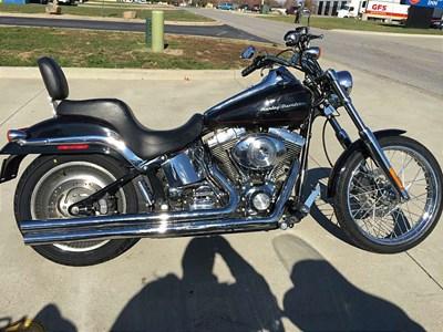 Used 2001 Harley-Davidson® Softail® Deuce™