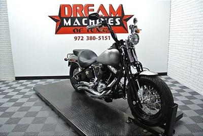 Used 2009 Harley-Davidson® Softail® Cross Bones™