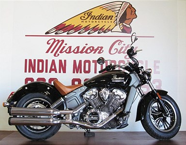 New 2016 Indian® Scout™