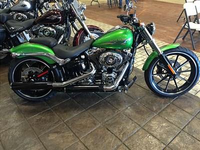 New 2015 Harley-Davidson® Softail® Breakout®