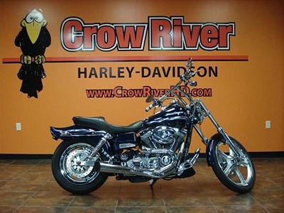 Used 2002 Harley-Davidson® Dyna® Wide Glide® 3