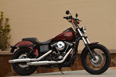 Used 2013 Harley-Davidson® Dyna® Defender (Police)