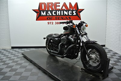 Used 2011 Harley-Davidson® Sportster® 1200 Forty-Eight™