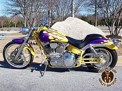 Used 2001 Big Dog Boxer