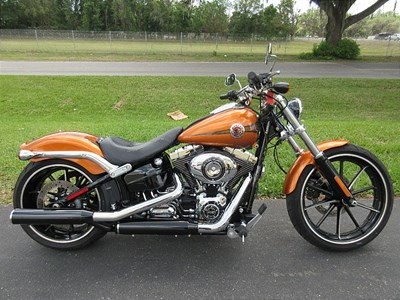 Used 2014 Harley-Davidson® Softail® Breakout™