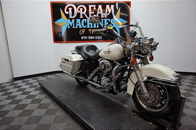 Used 2005 Harley-Davidson® Road King® Police/Fire Rescue